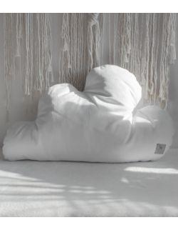 Poduszka chmurka biała