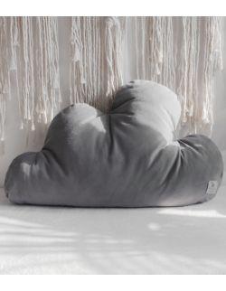 Poduszka chmurka szara