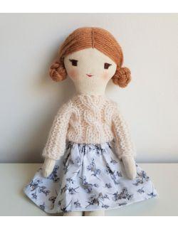 ekologiczna lalka Kalina
