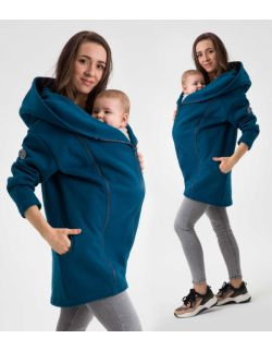 KAYA Wielofunkcyjny płaszczyk dla dwojga / ciążowy