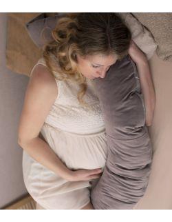 Wally 3 in 1 - poduszka do spania i karmienia piersią: Brown