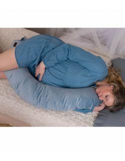Wally 3 in 1 - poduszka do spania i karmienia piersią: Blue