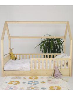 Łóżko dla dzieci domek FRAMA 140x70
