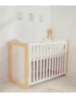 Łóżeczko dla niemowląt FRAMA 120×60