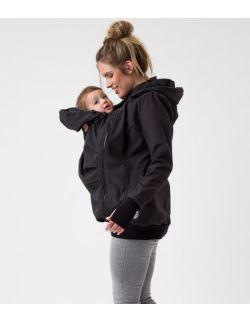 EVEREST Kurtka softshell ciążowa oraz do noszenia dziecka