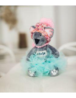 personalizowana koala dla dziewczynki