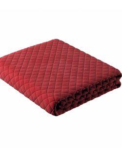 Narzuta Posh Velvet 100x120 czerwony