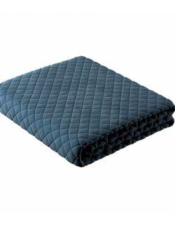 Narzuta Posh velvet 100x120 niebieski