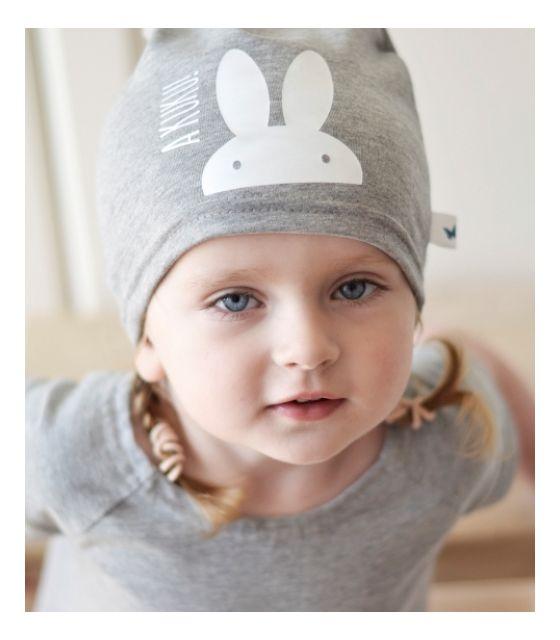 Czapka z królikiem
