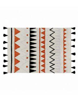 Dywan Bawełniany Azteca Terracota 120x160 cm Lorena Canals