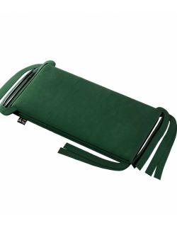 Ochraniacz do łóżeczka butelkowa zieleń