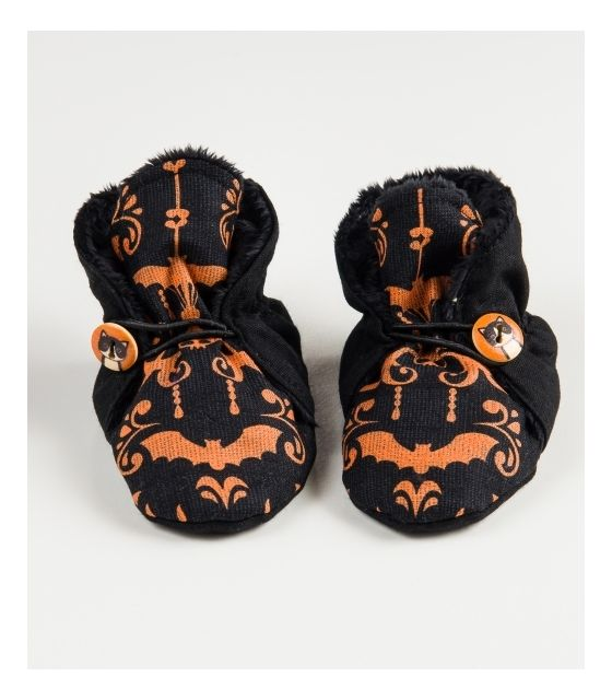 Miękkie buciki Bats