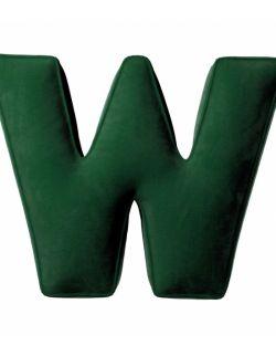 Poduszka literka W