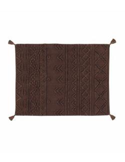 Dywan Bawełniany Tribu Soil Brown XL 200x300 cm Lorena Canals