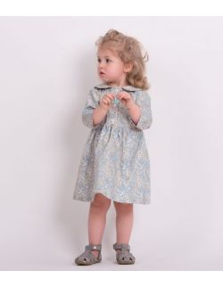 Sukienka dla córki AZURE FLORAL
