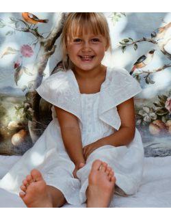 sukienka Pavone Bianco