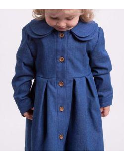 Sukienka dla córki BLUE DENIM