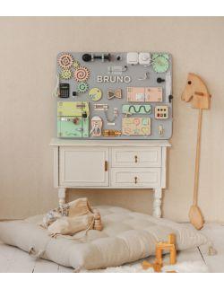 Personalizowana tablica manipulacyjna Woobiboard XL Hey, wanna play?
