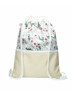Plecak worek dla dorosłych Różyczki