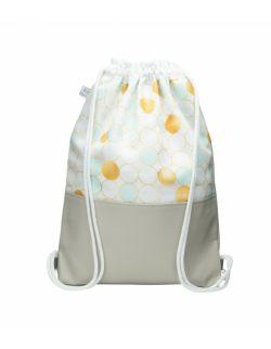 Plecak worek dla dorosłych Kółka