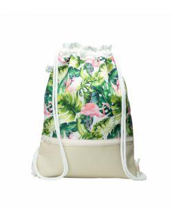 Plecak worek dla młodzieży Flamingi2