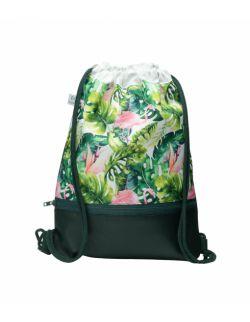 Plecak worek dla młodzieży Flamingi