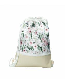 Plecak worek dla młodzieży Różyczki