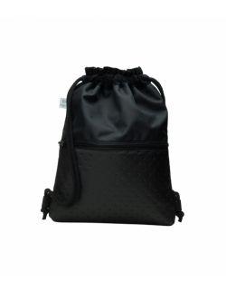 Plecak Worek dla najmłodszych Czarny