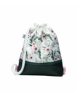 Plecak Worek dla najmłodszych Różyczki2
