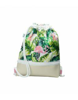 Plecak Worek dla najmłodszych Flamingi2
