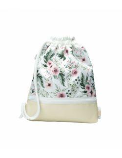 Plecak Worek dla najmłodszych Różyczki