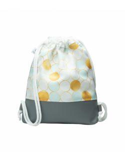 Plecak Worek dla najmłodszych Kółka2