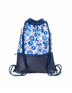 Plecak worek dla młodzieży Superbohater