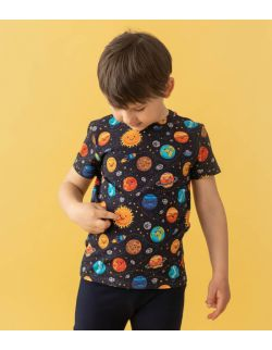 Koszulka t-shirt kosmos