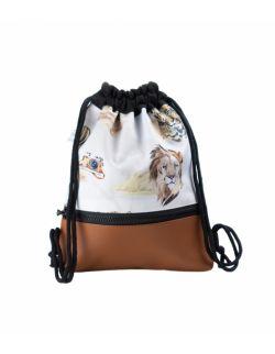 Plecak Worek dla najmłodszych Safari