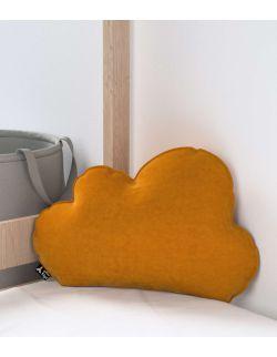 Poduszka Soft Cloud Velvet Miodowa