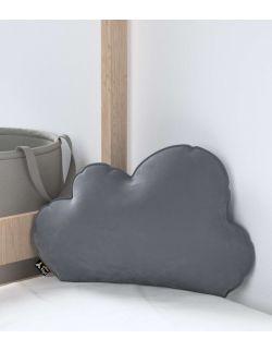 Poduszka Soft Cloud Velvet Grafitowy Szary