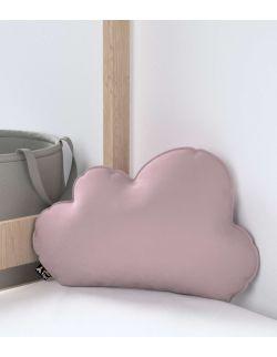 Poduszka Soft Cloud Velvet Zgaszony Róż