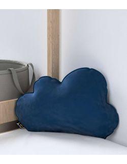 Poduszka Soft Cloud Velvet Granat