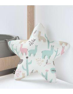 Poduszka Lucky Star Lamy