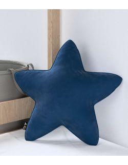 Poduszka Lucky Star Velvet Granat