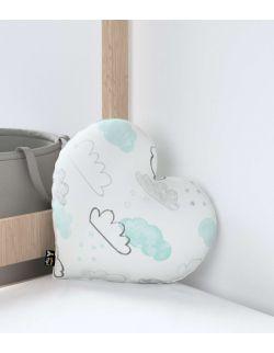 Poduszka Heart of Love Chmurki