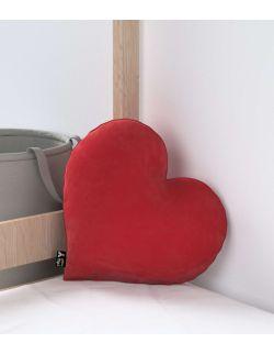 Poduszka Heart of Love Velvet Intensywna Czerwień