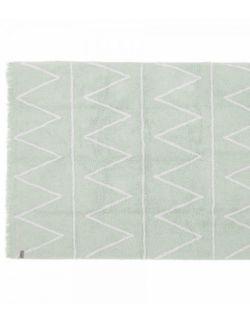 Dywan Bawełniany Hippy Mint 120x160 cm Lorena Canals