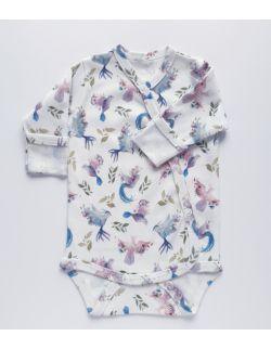 Body niemowlęce Rajskie ptaki