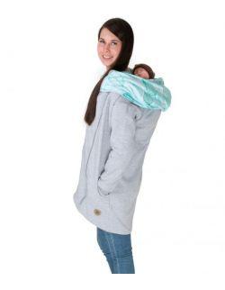 KAYA- Wielofunkcyjny płaszczyk ciążowy