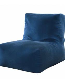 Pufo- fotel Poppy Granat