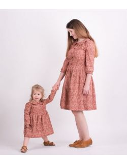 Sukienka dla mamy VINTAGE RED