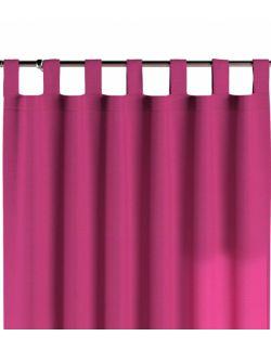 Zasłona na szelkach Różowy 130x260cm
