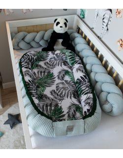 Kokon niemowlęcy Wafel Palmy Premium